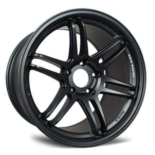 Koya SF01 Black Wheels Rims