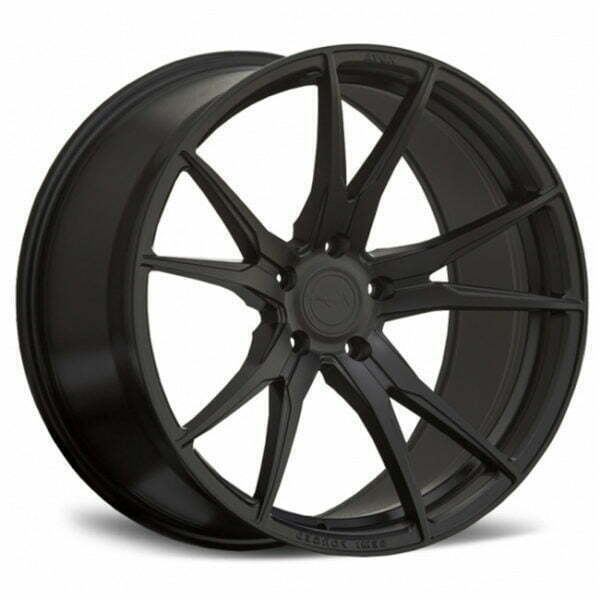 Koya SF06 black wheels