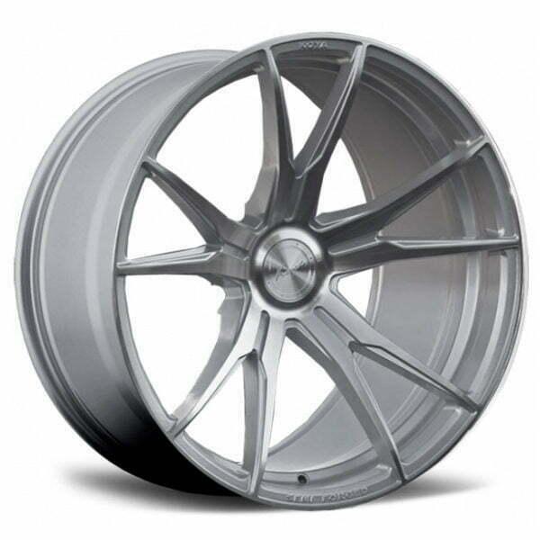 Koya SF06 silver wheels