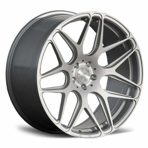 Koya SF07 silver wheels