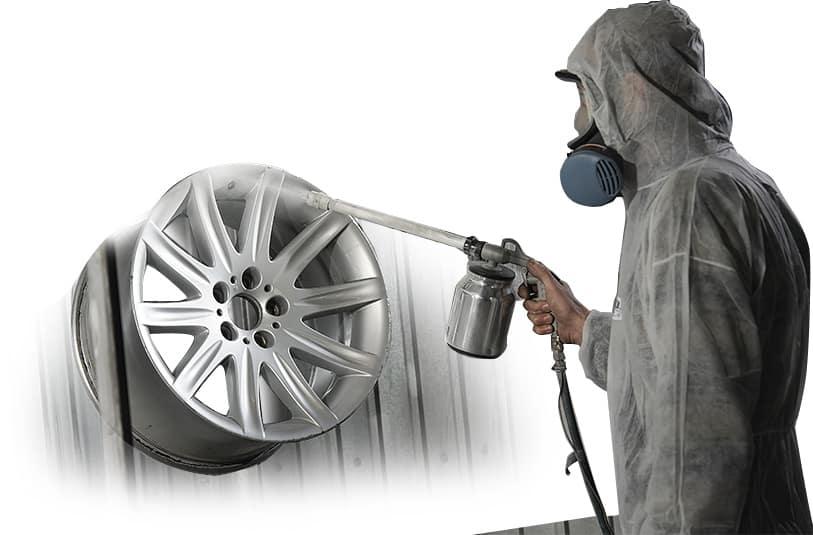 alloy wheel painting sydney
