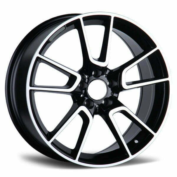 Mercedes Benz Wheels