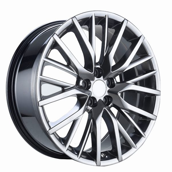 REP 841 MB GREY MACHINED FACE 19X8.5 5X112 WHEEL & TYRE PACKAGE