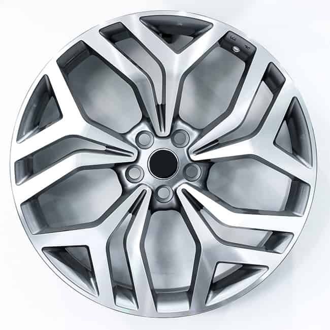 REP 838 MB BLACK MACHINED FACE 19X8.5 5X112 WHEEL & TYRE PACKAGE