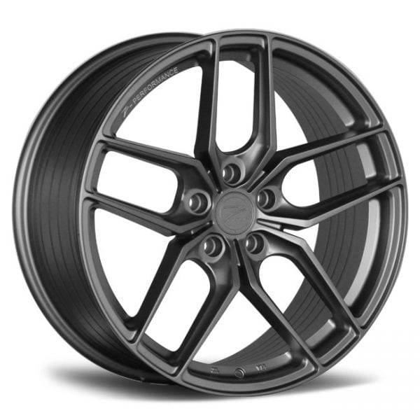 Z-PERFORMANCE ZP2.1 SERIES GUN METAL 19X9.5 5X105 WHEEL & TYRE PACKAGE