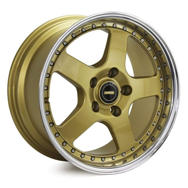 SIMMONS FR-1 GOLD WHEEL