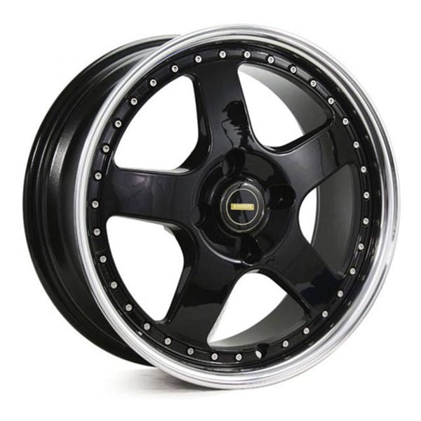 SIMMONS FR-1 GLOSS BLACK WHEEL