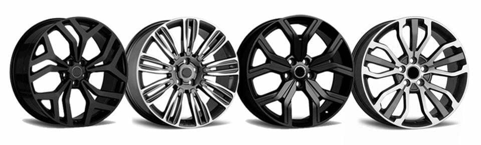 largest selection of Range Rover aftermarket wheels Australia