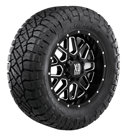 Nitto Ridge Grappler tyre