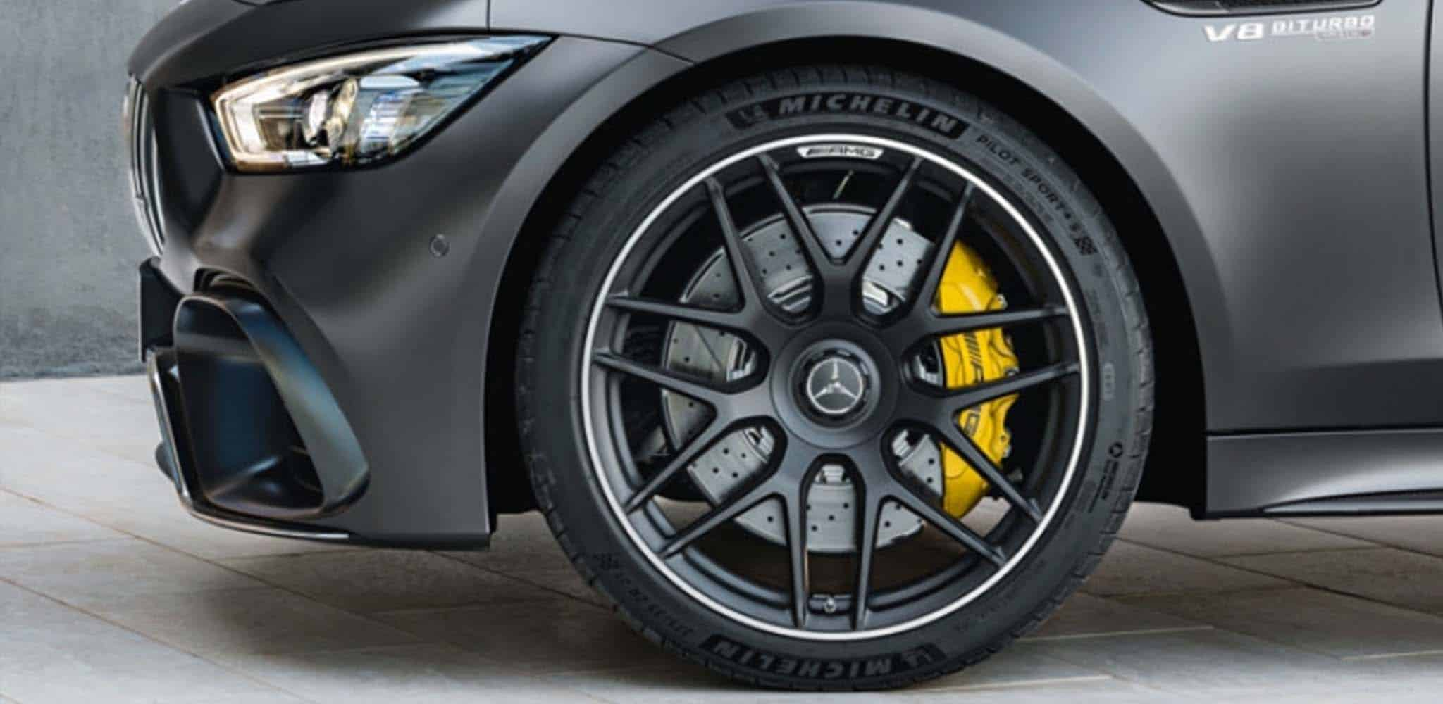 clean alloy wheels tyres at home