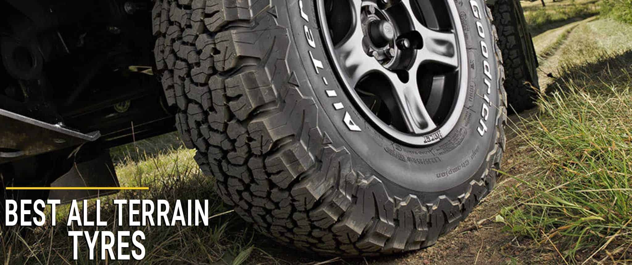 best all terrain tyre