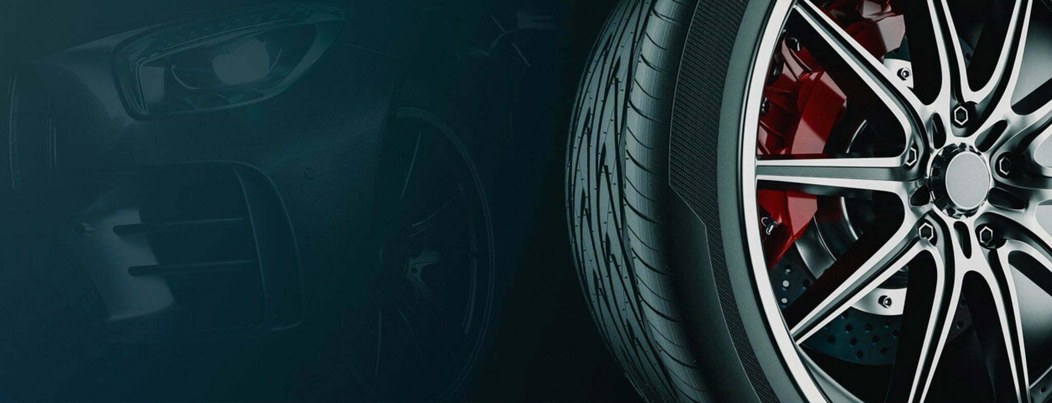 machined alloy wheel repair servcie