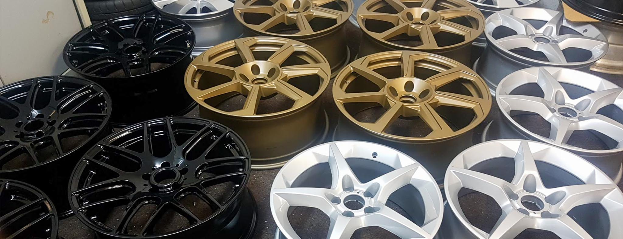 rim paint sydney alloy wheel paint service cnc wheels