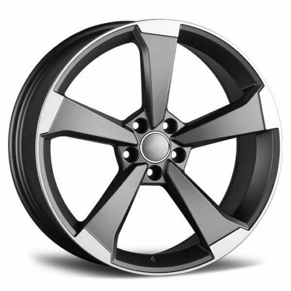 audi replica wheels
