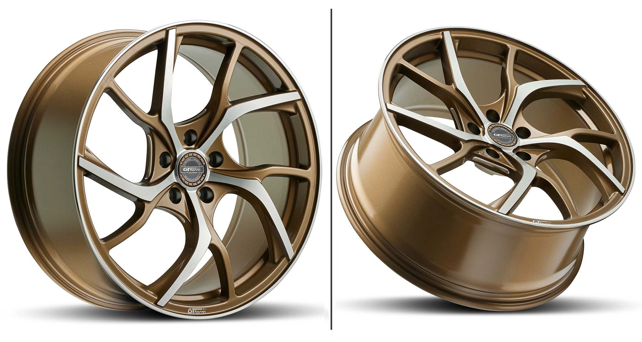 GT Form Revert Bronze machined Face Wheel Performance Rims