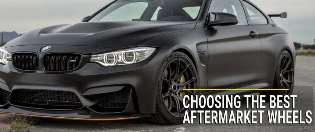 choosing the best aftermarket wheels rims