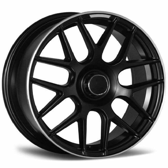 mercedes x class 20 inch wheels