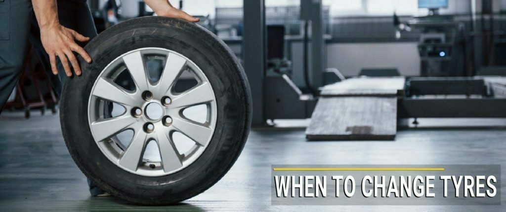 When to change tyres and how to increase longevity