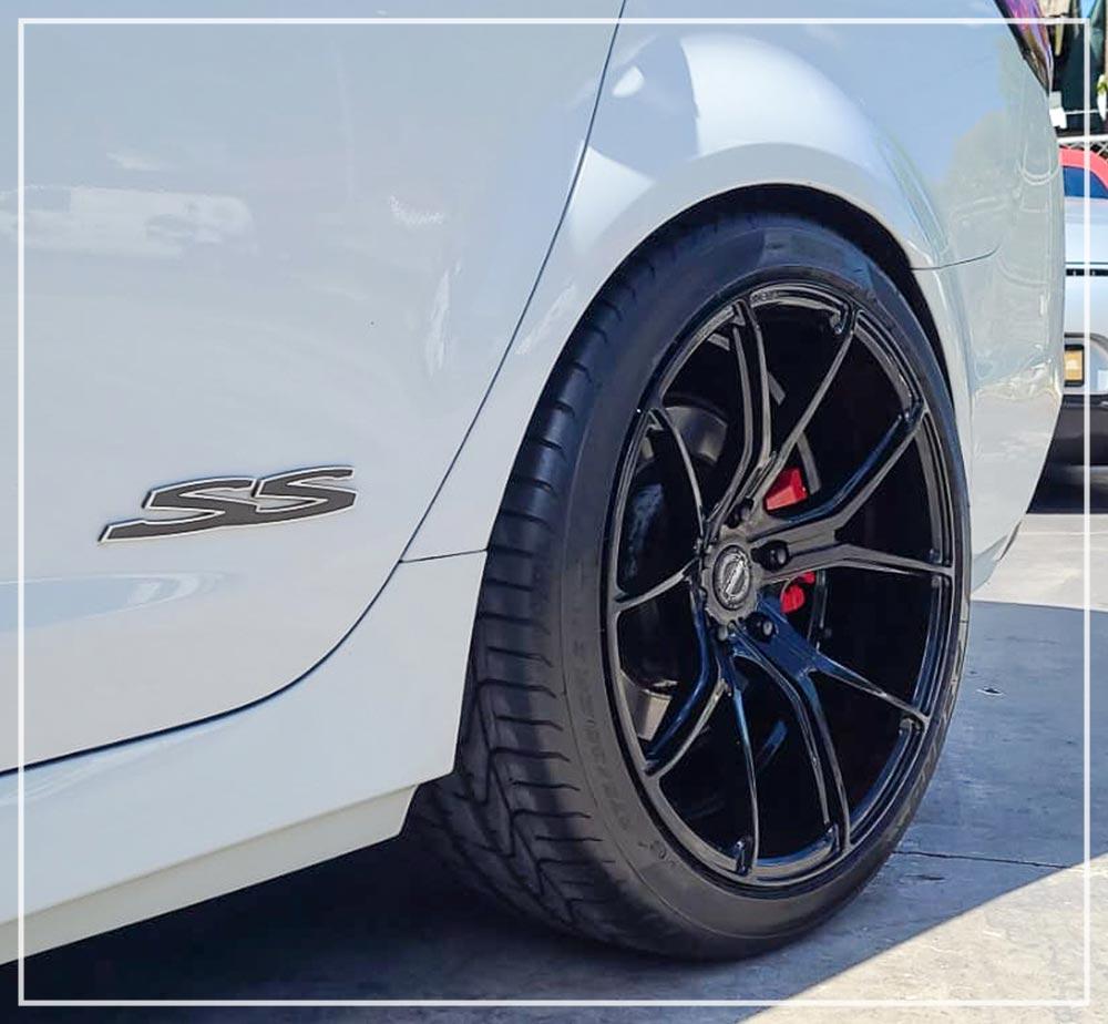 Holden commodore wheels rims