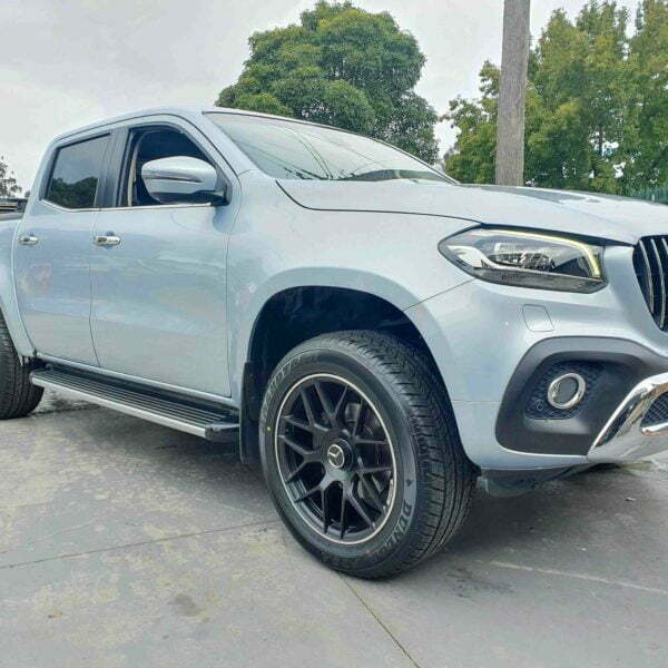 Mercedes X Class Wheels and Tyre Package
